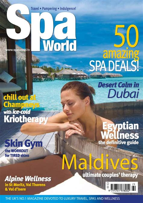 Spa World By Joint Venture Media Issuu
