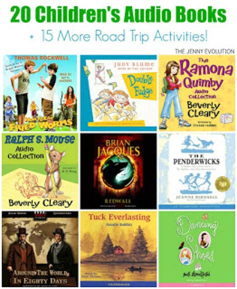relentlessly deceptively educational after school 488 | 20 Captivating Children Audio Books for Road Trips