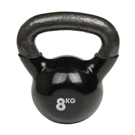 kettlebell 8kg fitness mad hq strength