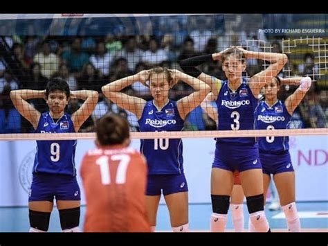 sea games basketball volleyball   held  manila