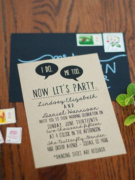 wedding invitations   creative