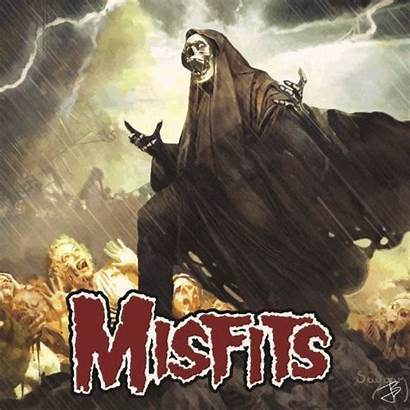 Misfits Album Devil Rain Covers Animated Gifs