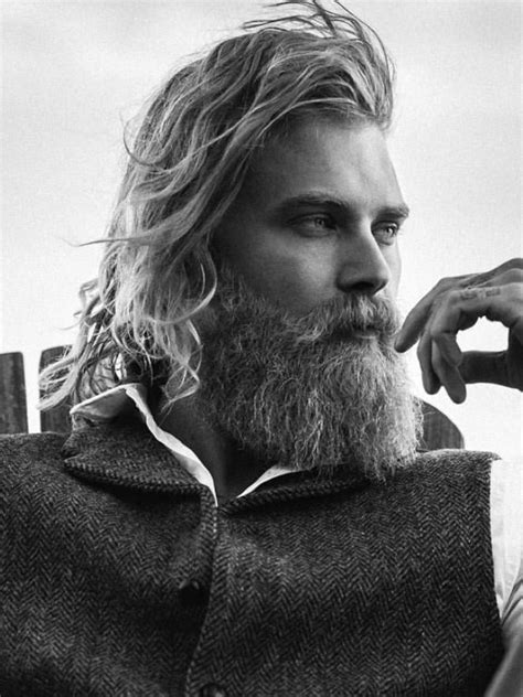 Unlike other beard styles, the viking beard doesn't require an arsenal of beard grooming products to maintain the look. 56 Best Viking Beard Style To Perfect Your Style ...
