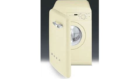 Faux Fridge Appliances : Smeg 50's Retro Style washing machine