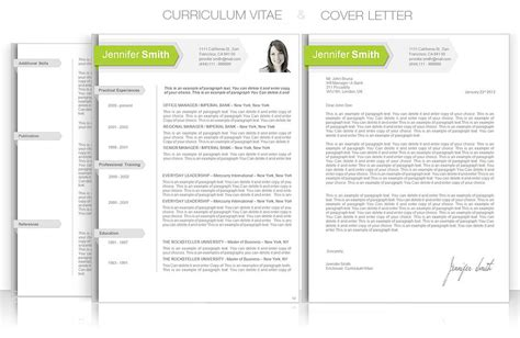 Pages Cv Template by Cv Template Cv Template Package Includes Professional