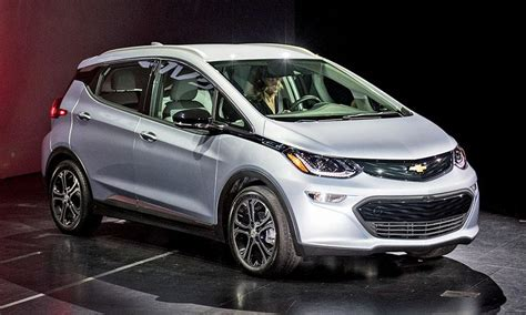 Gm And Lyft To Test Self-driving Chevy Bolt Taxis, Report Says