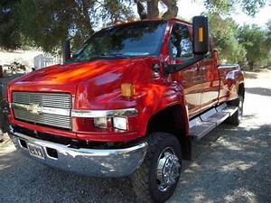 Sell Used 2005 Chevy C5500 Kodiak 4x4 In Lancaster