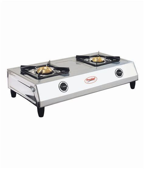 Prestige Shakti Stainless Steel Gas Stoves Price in India