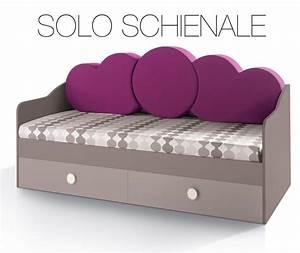Cuscini per schienale divano letto Modificare una pelliccia