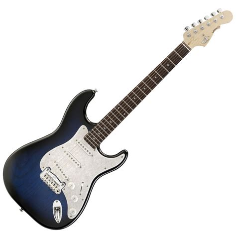 foto de G & L Tribute Series Legacy Electric Guitar Blueburst at