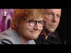 Songwriter documentary press conference w/ Ed Sheeran ...