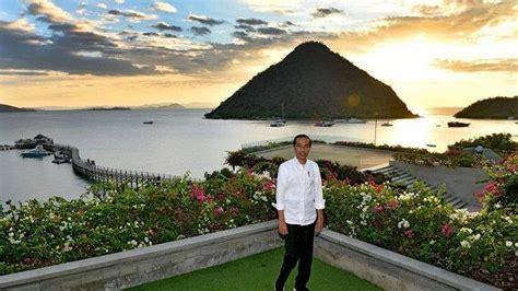 tempat wisata  ntt  dikunjungi presiden jokowi