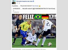 Ronaldo responds to Kroos with a poisonous New Year