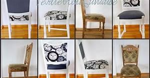 Stühle Selbst Beziehen : alte st hle neu gestalten und versch neren streichen ~ Lizthompson.info Haus und Dekorationen