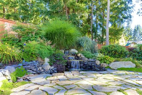 tiered backyard landscaping ideas landscaping landscape ideas tiered backyard