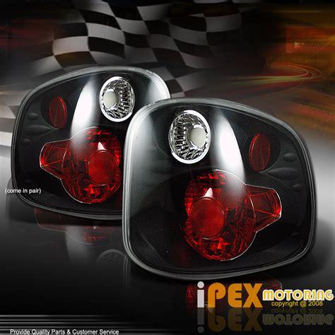 ford f150 svt supercrew harley halo projector led headlights black light ebay