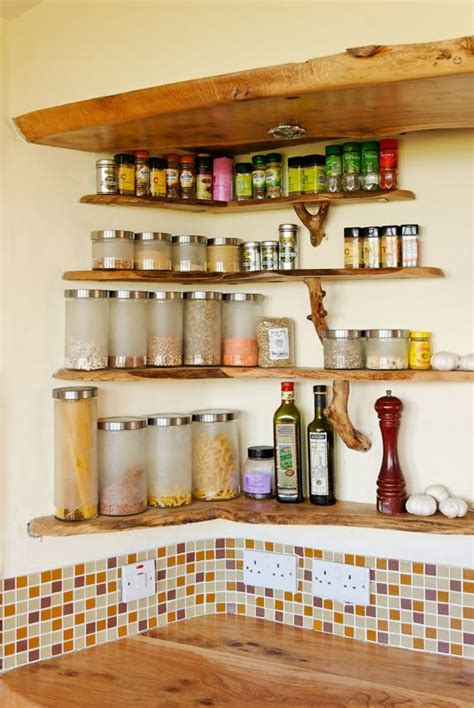 Spice Rack Wall Shelf by 20 Spice Rack Ideas For Both Roomy And Cred Kitchen