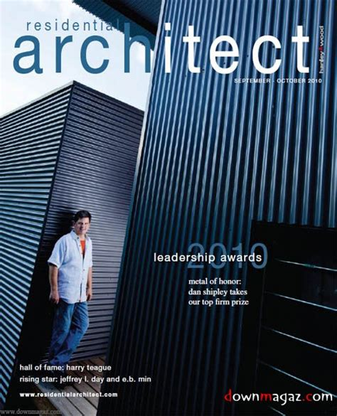 Residential Architect Magazine Sepoct 2010 » Download Pdf