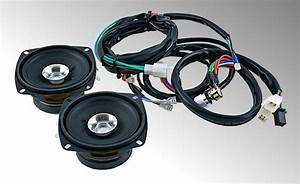 Rear Speaker Wire Harness W  Fader Control Gl1500 Goldwing