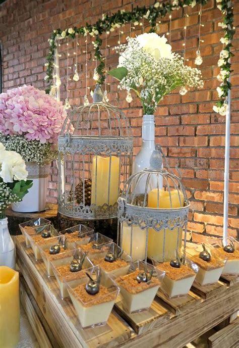 karas party ideas rustic romantic wedding karas party