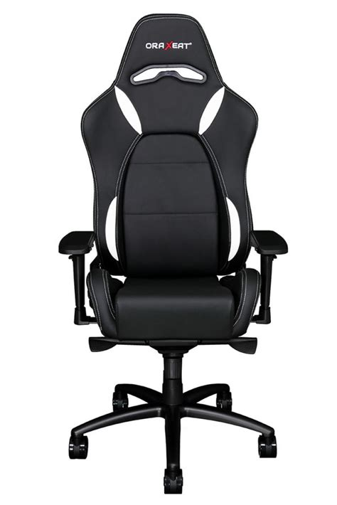 siege gamer fauteuil siege gamer oraxeat tk1000 blanc