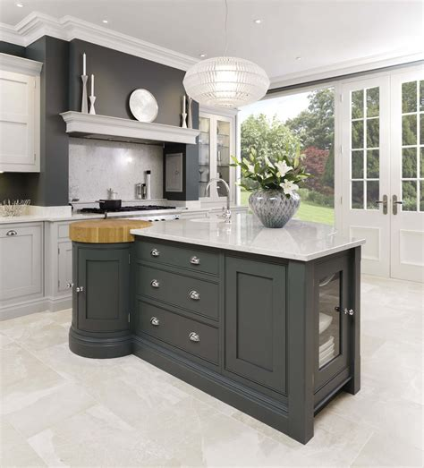 space around a kitchen island kitchen islands tom howley 8185