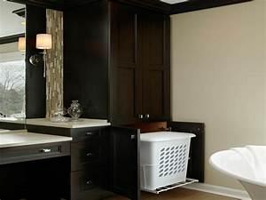 Bathroom Bench Hamper Bathroom Hampers Tilt Out Bathroom