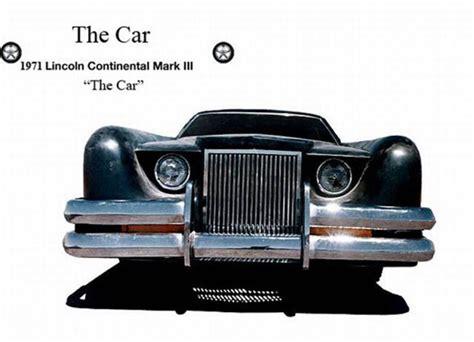 the car famous movie cars