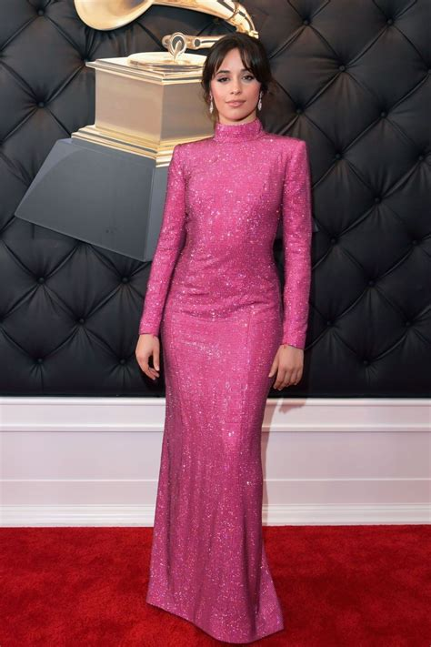 foto de CAMILA CABELLO at 61st Annual Grammy Awards in Los Angeles