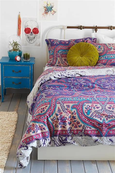 magical thinking bedding magical thinking medallion duvet cover urbanoutfitters i
