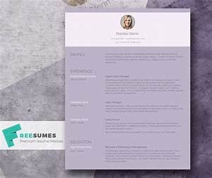 the working woman resume template freebie for ladies With feminine resume template