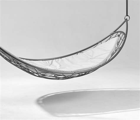 melon lounger hanging chair swings  studio stirling architonic