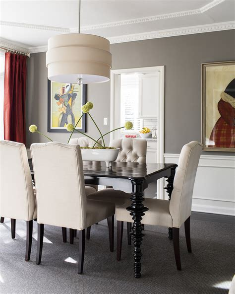 gray dining room paint colors talentneeds