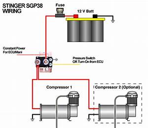 Sgp38 Stinger 80amp Heavy Duty Relay