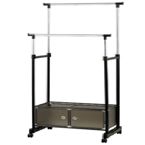 portable garment racks heavy duty garment rack with