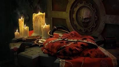 Mechanicus 40k Robe Reditus Robes Warhammer Adeptus