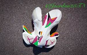 "Bugs Bunny's Pair Of Air Jordan 7 ""Hare"" From Space Jam ..."