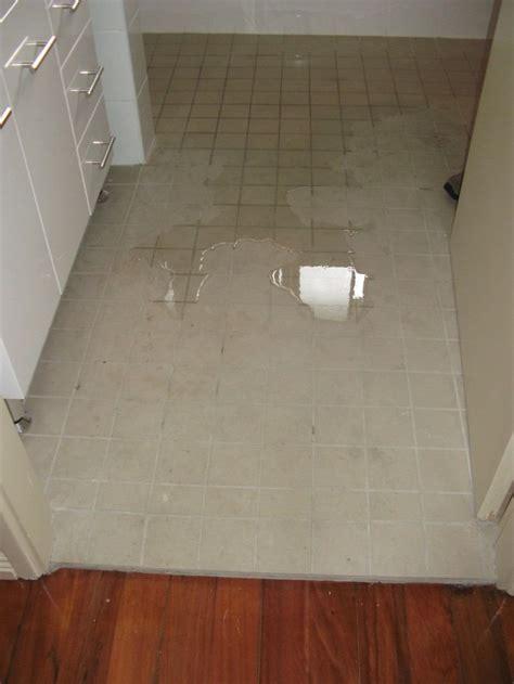 wet area floor drainage bathroom shower toilet