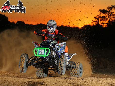 atv motocross josh upperman atv pro motocross racer