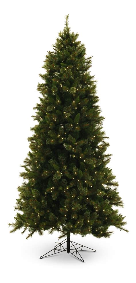 artificial christmas trees rochester ny northwoods pine 9 pre lit artificial tree hom furniture