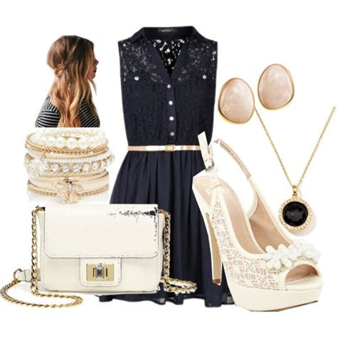U0026quot;Fancy dinner outfitu0026quot; by smileskillshates on Polyvore   Fashion u2665   Pinterest   Outfit sets ...