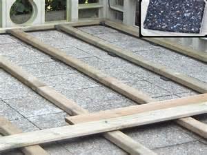 wpc balkon dielen balkon holz unterkonstruktion bvrao