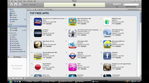 how apps from the itunes app store