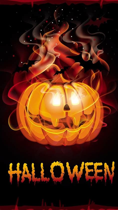 Here are only the best creepy wallpapers. Cute Halloween iPhone Wallpaper - WallpaperSafari