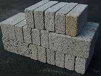 where to buy cinder blocks 20 Small Scale Miniature Concrete Blocks / Breeze Blocks ...