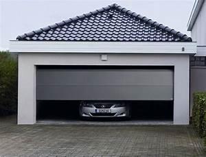 porte de garage aluminium maconserpag With porte garage 5m