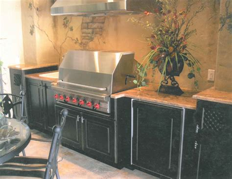 outdoor kitchen granite countertops outdoor kitchen countertops orlando adp surfaces