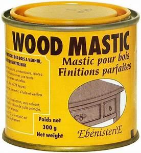 Mastic Pour Métal : mastic pour bois wood mastic acheter au meilleur prix ~ Edinachiropracticcenter.com Idées de Décoration