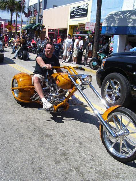 Daytona Bike Week 2009 Photos