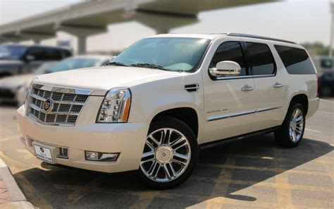 Cadillac Escalade Platinum 2014 For Sale On Luxify